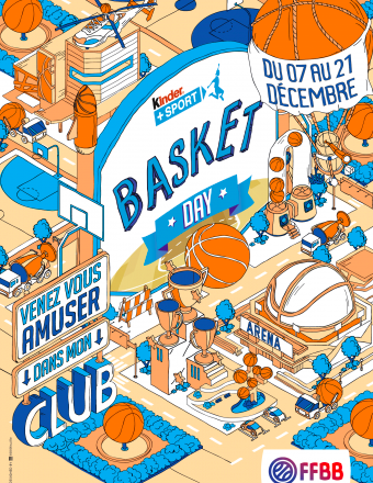 Photo du Basket Day Noel