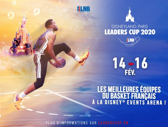 Disneyland Paris LEADERS CUP 2020