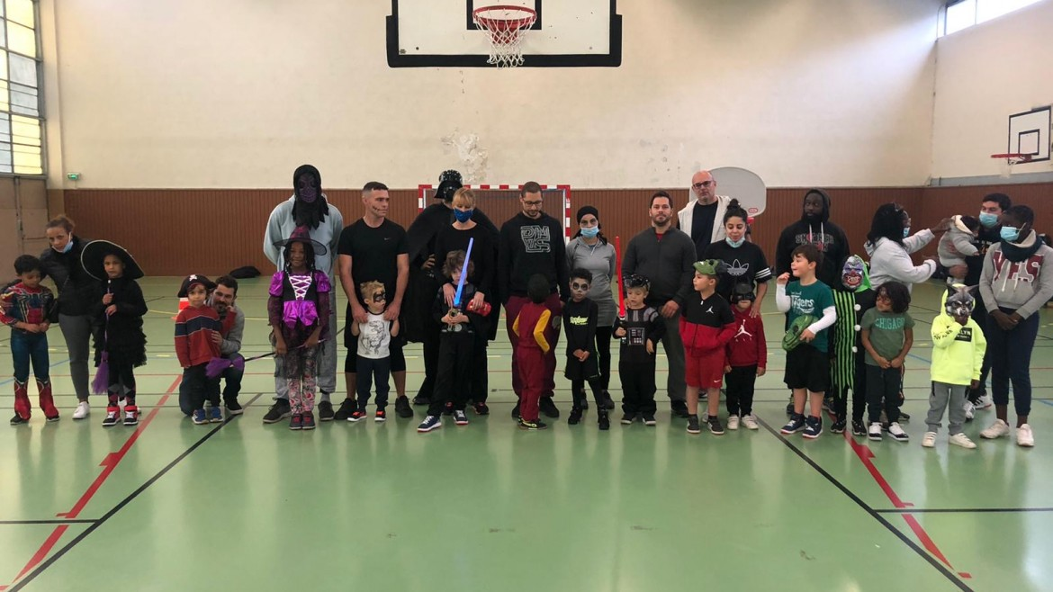 TOURNOI HALLOWEEN 2020 MELUN BASKET